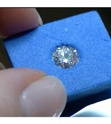 1.04 ct Internally Flawless GIA HPHT