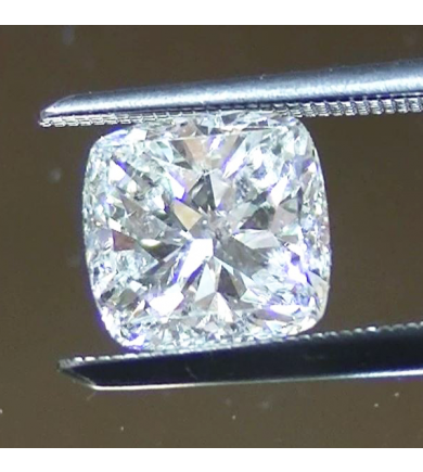 2 ct Cushion Cut Diamond - No enhancements!
