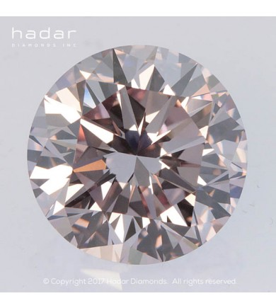 8.01 ct Purplish Pink, VVS1, HPHT [SALE PENDING]