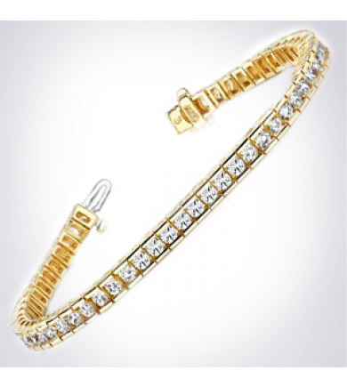Diamond Tennis Bracelet - Inquire