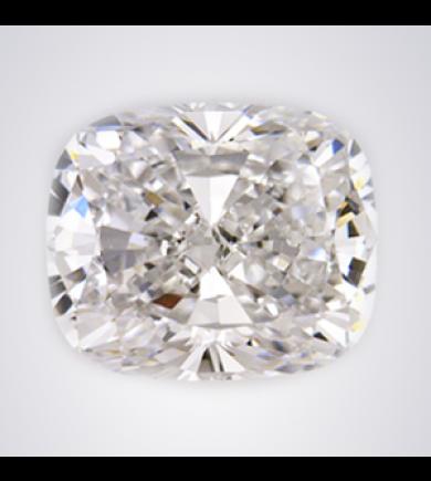 4.01 ct Cushion Brilliant Laser Drilled Diamond