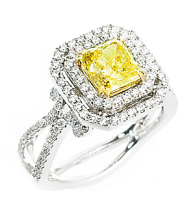 Halo Engagement Ring KS2128-R