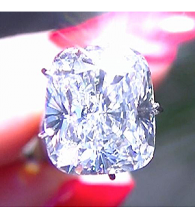 3.03 ct Cushion, GIA VVS2 HPHT [SOLD]