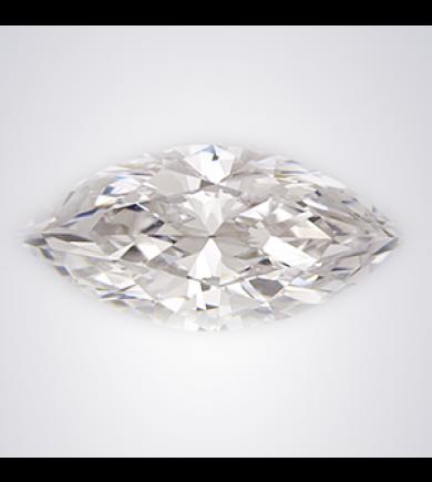 1.38 ct Marquise Brilliant Laser Drilled Diamond