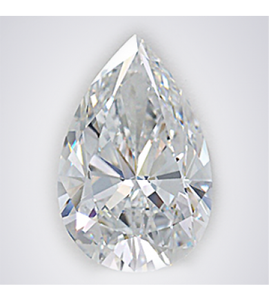 1 ct Pear Cut Diamond