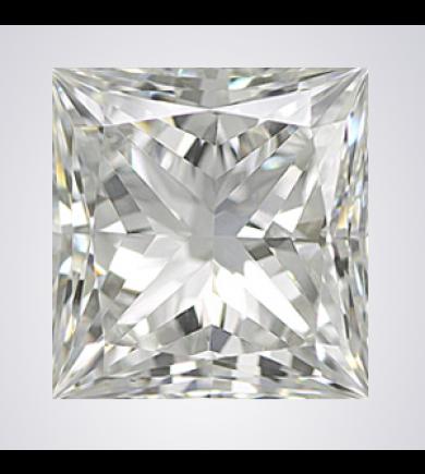 0.72 ct Princess Cut Diamond