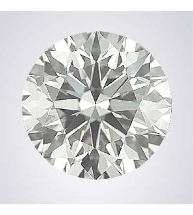 0.90 ct Round Brilliant Laser Drilled Diamond