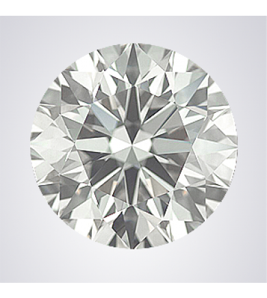 1.94 ct Round Brilliant Laser Drilled Diamond