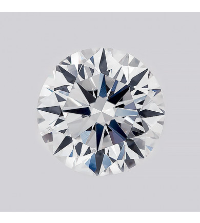 1.05 ct Round Brilliant Laser Drilled Diamond