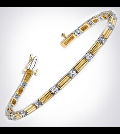 Diamond Tennis Bracelet - Inquire