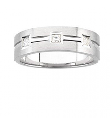 "The ""Triton"" Men's Wedding Band"