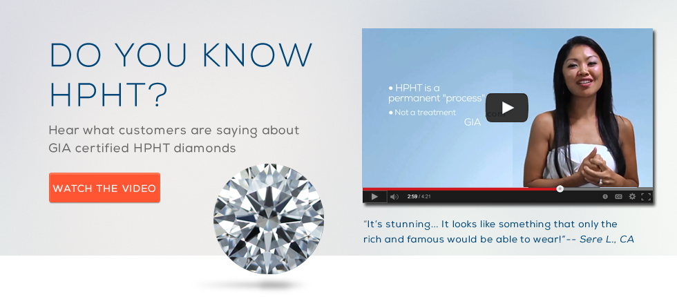 About HPHT diamonds