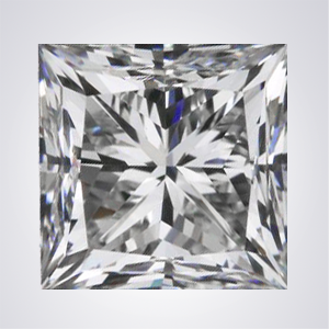 GIA Certified Princess Cut Diamond