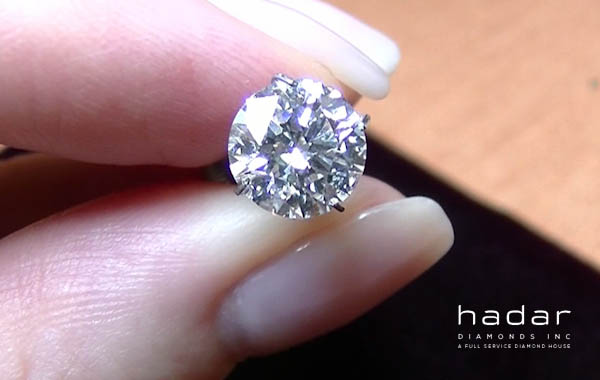 2.28 ct Round Brilliant Clarity Enhanced Cyber Monday Diamond Sale