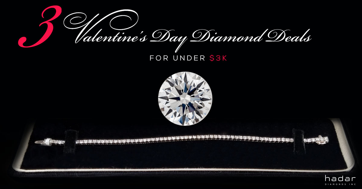 Valentines Day Diamond Sale and Deals Review for 2018