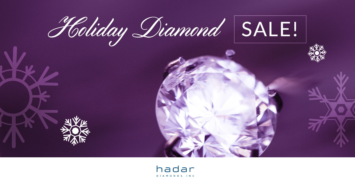 Holiday Diamond Sale