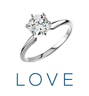 The Classic Solitaire Engagement Ring