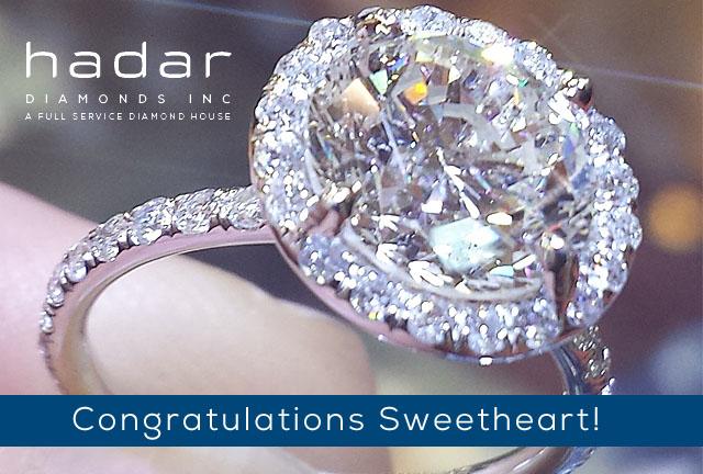 Congratulations Sweetheart, I Bought a Clarity Enhanced Diamond!