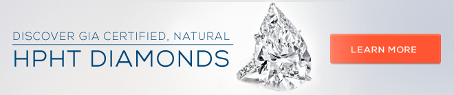 Discover HPHT Diamonds Banner