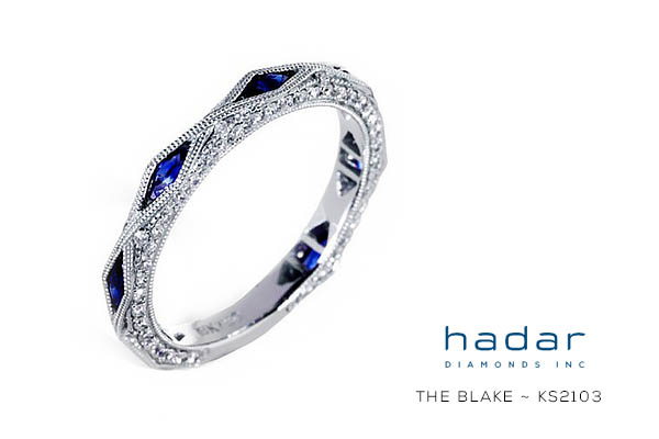 Mother's Day Birthstone Rings and Sapphire Wedding Bands
