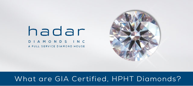 What are GIA Certified HPHT Diamonds?